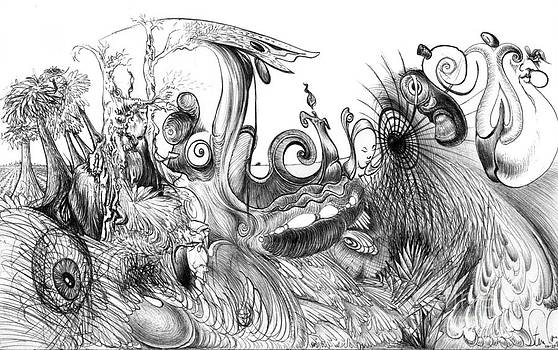 Para-Hallucinogenesis by Stephen Casals