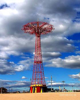 Anne Ferguson - Parachute Jump-Coney Island