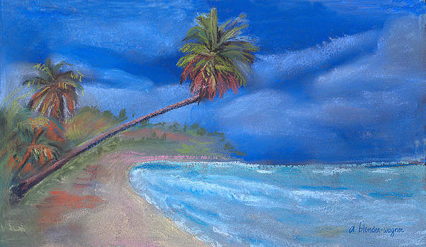 Paradise In Puerto Rico by Arline Wagner