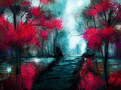 Paradise by Patricia C Bernhard