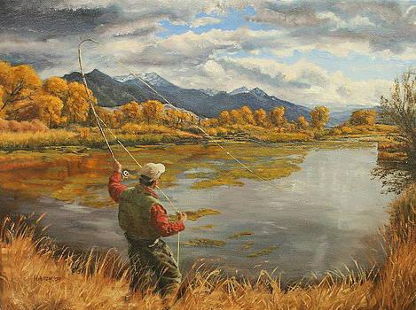 DePuy Spring Creek Cast by Steve Haigh