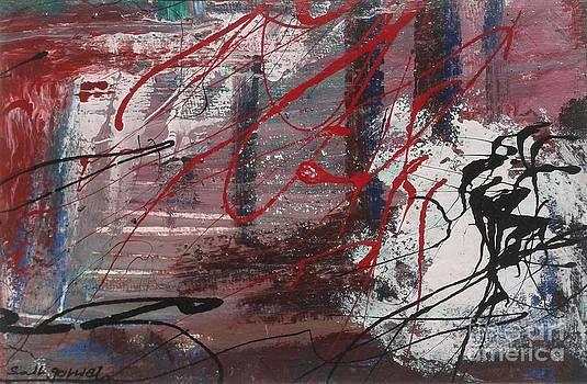 Parasitic soul by Salim Ahmad Gorwal