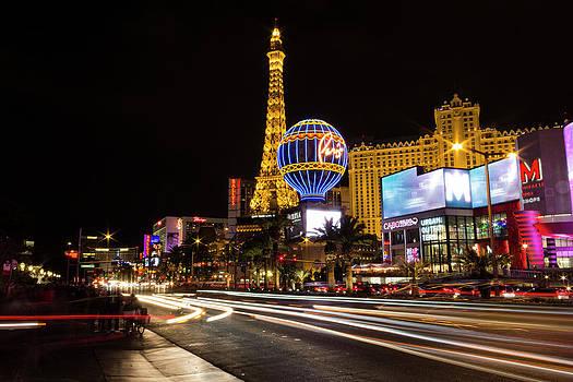 Paris is still the city of lights by Tom Migot