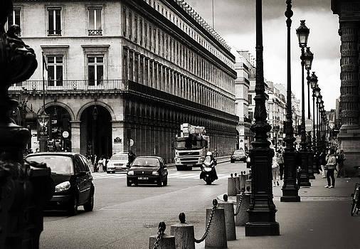 RicharD Murphy - Paris Street