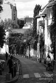 Shawna Gibson - Paris Street