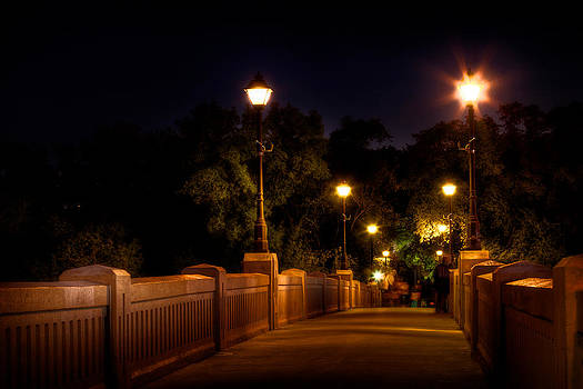 Park Bridge by Stuart Deacon