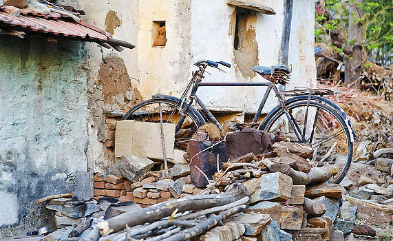 Kantilal Patel - Park your Bike Outside