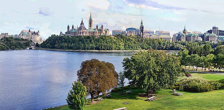 Parliment hill by Lexo Net