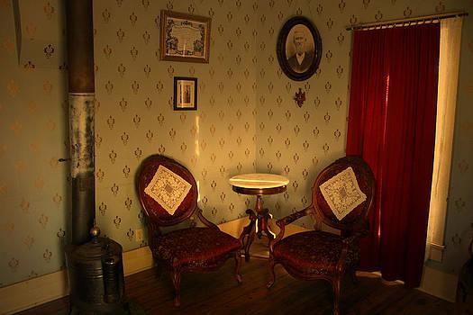 Nina Fosdick - Parlor Room