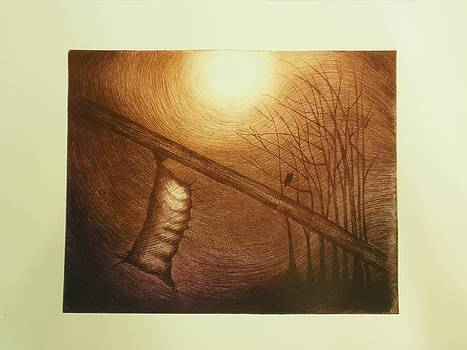 Passage to Pupate II by Beth Dennis