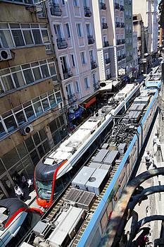 Kantilal Patel - Passing Trams Below