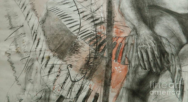 Passion of music-detail by Mada Lina