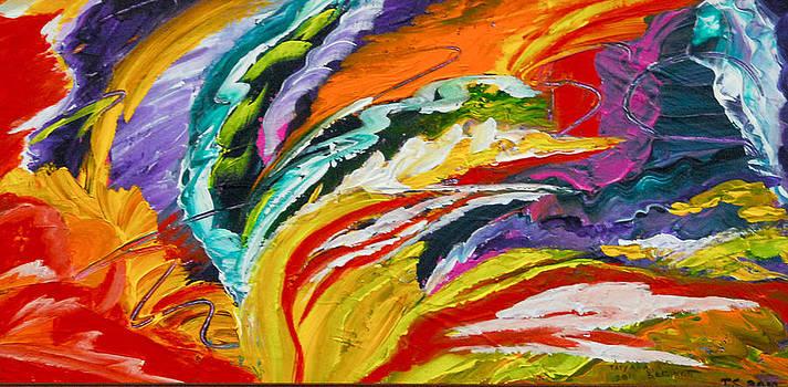 Passion by Tatyana Seamon