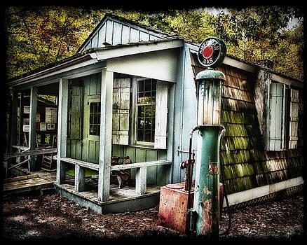 Past Gas by Robert Wicker