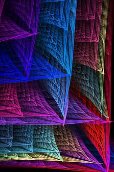 Pastel weave by Rick Chapman