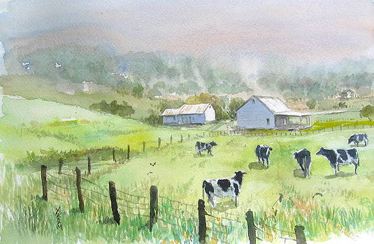 Pastoral by Richard Yoakam