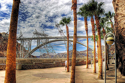 Pat Tillman's Bridge by Frank Garciarubio