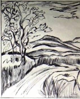Paths Of Nature by Essie Sarange