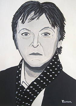 Paul McCartney by Eamon Reilly