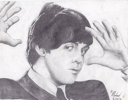 Paul McCartney by Ethan Morehead