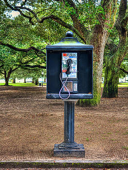 Payphone.Phone call to extinction by Jenny Ellen Photography