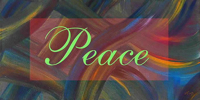 Peace by Angela Tomey