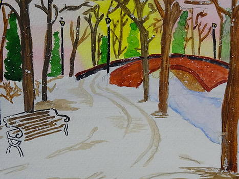 Nancy Fillip - Peace in the Park