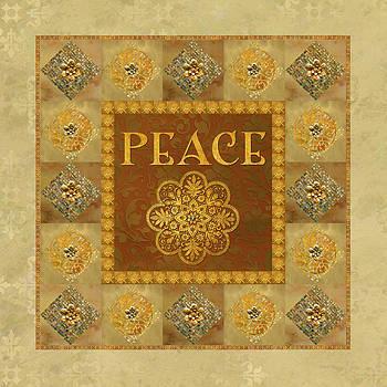 Peace Jewel by Susan Ragsdale