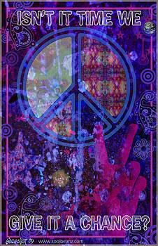 Peace by John Goldacker