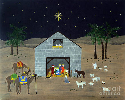 Peace On Earth by Susan Houghton Debus