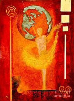 Peace Presence by Pat Stacy