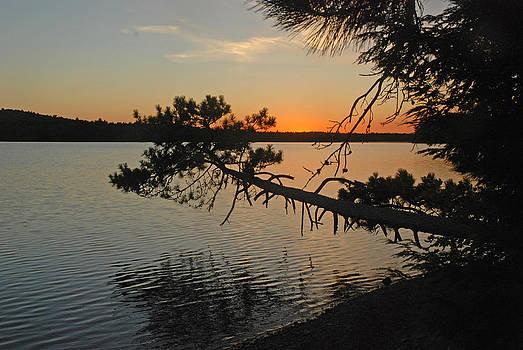 Robert Anschutz - Peaceful Sunset