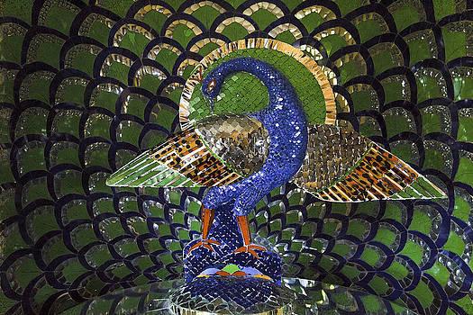 Kantilal Patel - Peacock Mosaic
