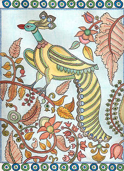 Peacock  by Shruti Aggarwal