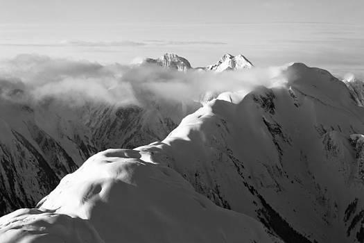 Peaks and Powder by Brandon Broderick
