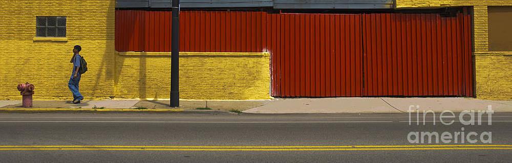 Pedestrian by Jim Wright