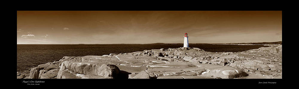 Peggys Cove Nova Scotia by Steve Smith