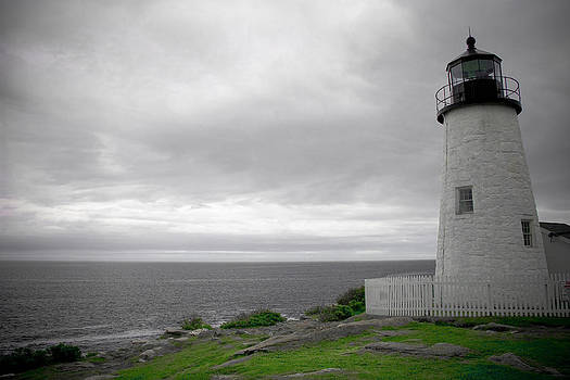 Pemaquid Lighthouse  by Kevin Kratka
