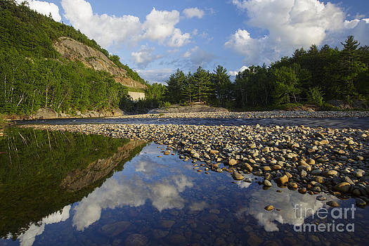 Erin Paul Donovan - Pemigewasset River - Woodstock New Hampshire USA