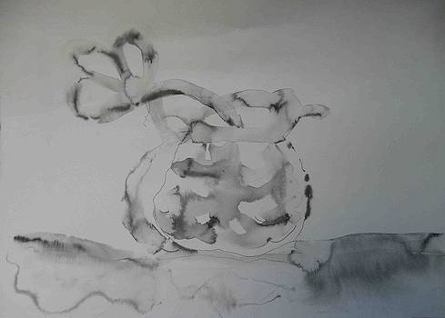 Pen and Ink nine by AJ Brown