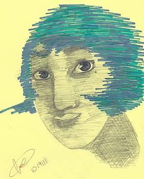 Michelle Cruz - Pencil Drawing