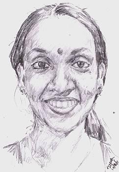 Pencil Touch.. by Vineesh Attiyatiyil