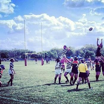 Penn State Vs. Princeton Ladies Rugby by David F