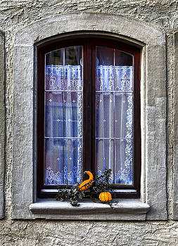 Pension Window by Cecil Fuselier