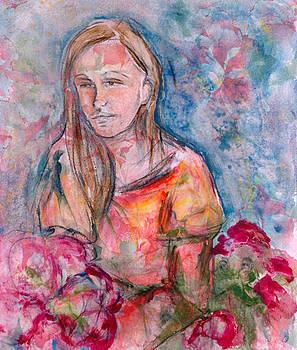 Peony by Christine Ilewski