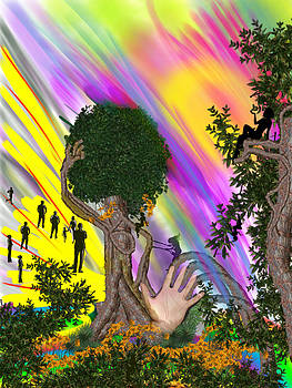 People Trees by Steven Levin