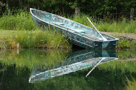 Perfect Reflection by Wanda Jesfield