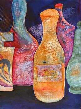 Perfume Bottles 2 by Jean Rascher