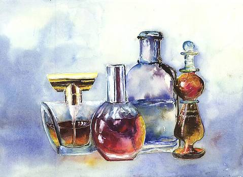 Perfume by Jitka Krause