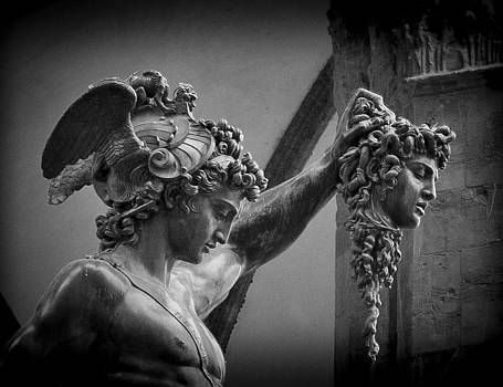 Perseus and Medusa by Brian  Minnis